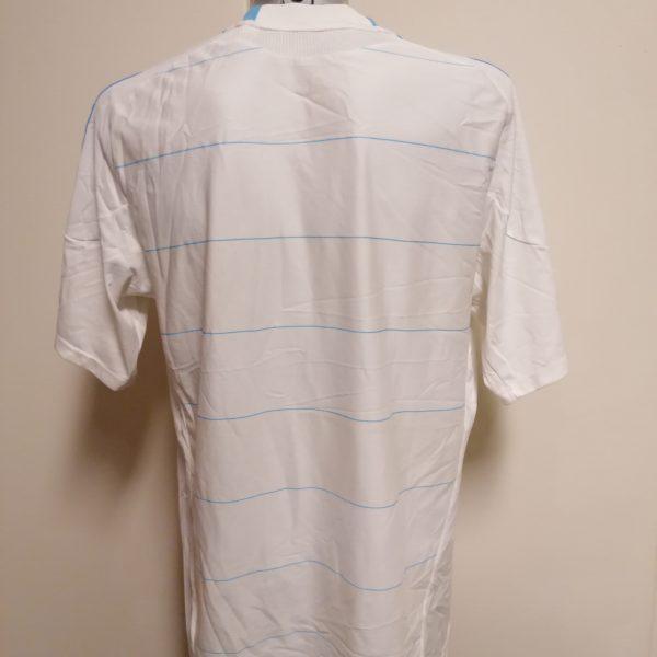 Olympique Marseille 2010 2011 home shirt adidas football top size XL (3)