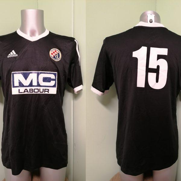 St Albans Saints Dinamo SC Austalia shirt 2016 soccer jersey #15 size M adidas