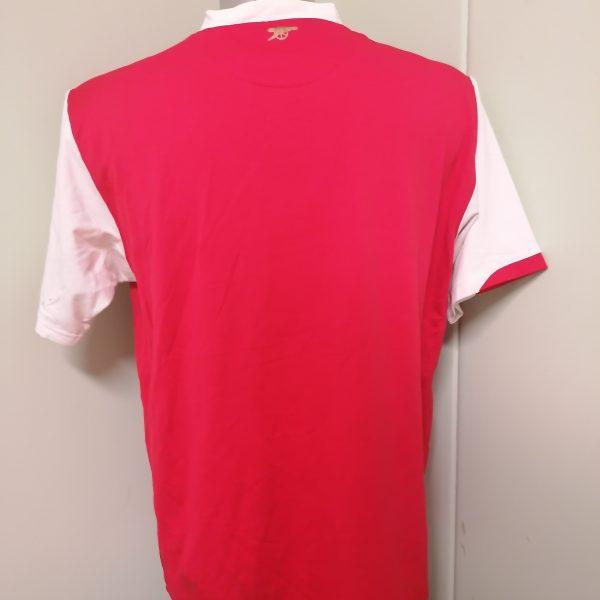 Vintage Arsenal 2006 2007 2008 home shirt Nike football top size L (2)