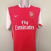 Vintage Arsenal 2006 2007 2008 home shirt Nike football top size L (3)