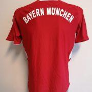 Vintage Bayern Munchen 2008 2009 home shirt adidas trikot top size S (2)