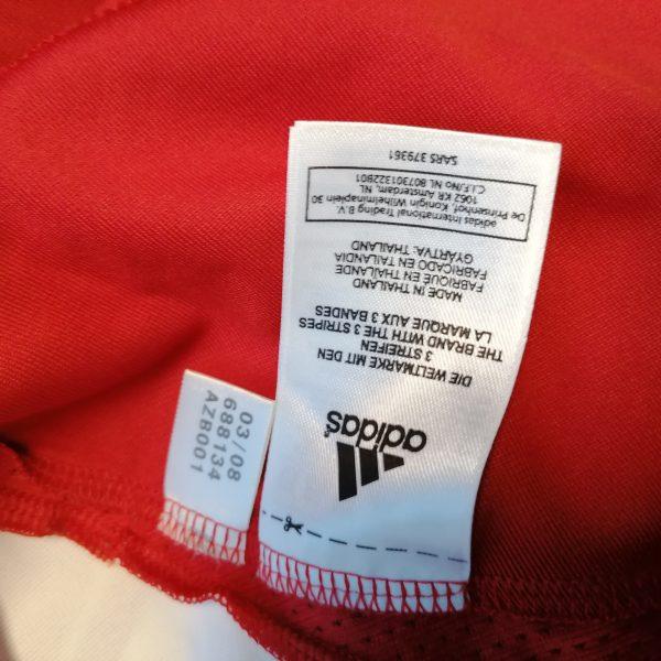 Vintage Bayern Munchen 2008 2009 home shirt adidas trikot top size S (4)