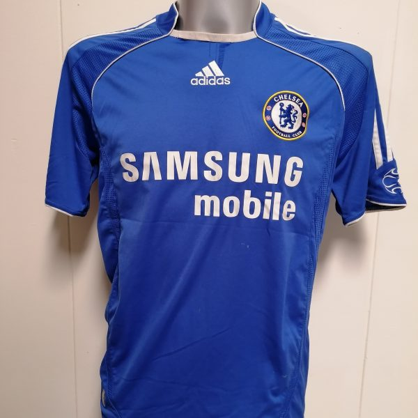 Vintage Chelsea 2006 2007 2008 home shirt adidas jersey size (1)