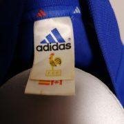 Vintage France World Cup 2002 2003 2004 home shirt adidas Baptitste 8 size S (2)