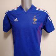 Vintage France World Cup 2002 2003 2004 home shirt adidas Baptitste 8 size S (3)