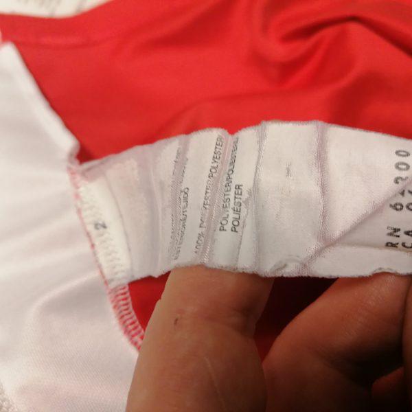 Arsenal 2014 2015 home shirt Puma football top jersey size S (5)