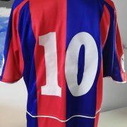 Bologna 2004 2005 home shirt Maron maglia jersey #10 size XL (2)