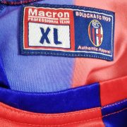 Bologna 2004 2005 home shirt Maron maglia jersey #10 size XL (5)