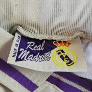 Real Madrid 1996 home shirt Taquy Raul 17 (2)