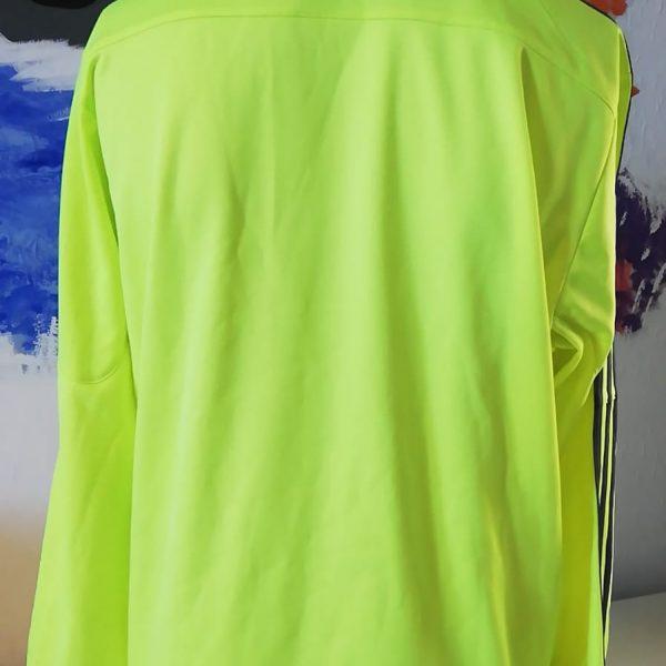 Real Madrid 2015 2016 training sweater football jumper adidas size L (3)