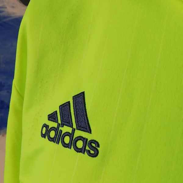Real Madrid 2015 2016 training sweater football jumper adidas size L (5)