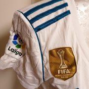 Real Madrid 2017 2018 LFP ladies home football shirt size L UK 1618 (6)