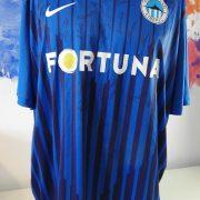 Squad signed Slovan Liberec 2012 2013 home shirt size XXL Bobo 50 (1)