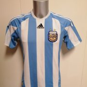 Vintage Argentina World Cup 2010 2011 home shirt adidas size S (1)