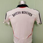 Vintage Bayern Munchen 2006 2007 BL away shirt adidas Boys M 152cm 12Y (2)