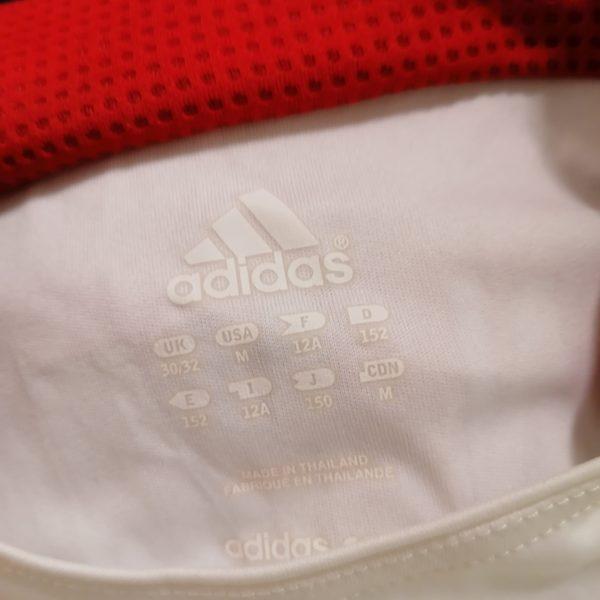 Vintage Bayern Munchen 2006 2007 BL away shirt adidas Boys M 152cm 12Y (3)