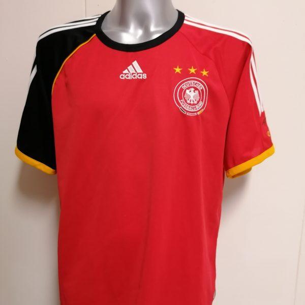 Vintage Germany 2005 2006 2007 Fan Away Shirt Adidas Climalite size XL (1)