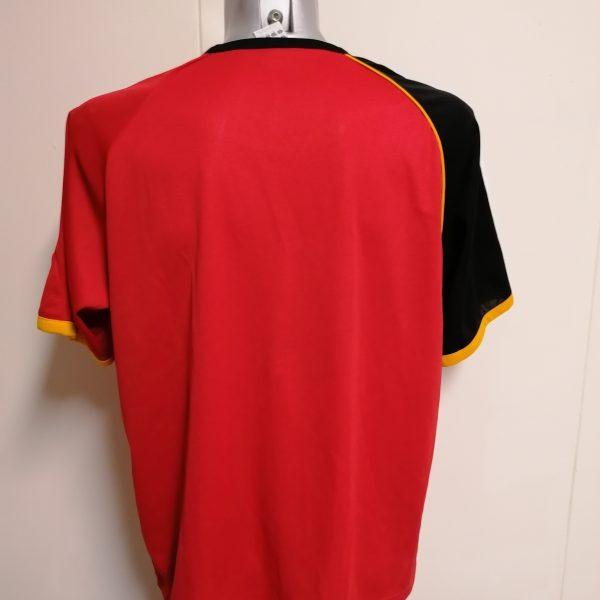 Vintage Germany 2005 2006 2007 Fan Away Shirt Adidas Climalite size XL (2)