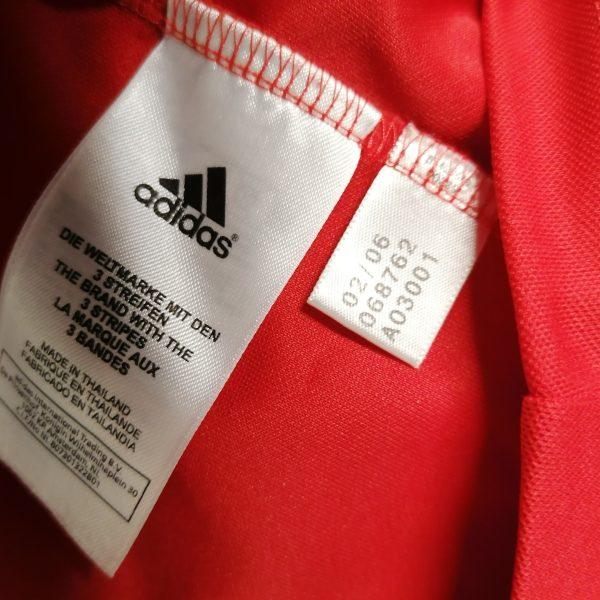 Vintage Germany 2005 2006 2007 Fan Away Shirt Adidas Climalite size XL (4)