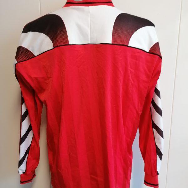 Vintage Puma 1980ies 90ies red football ls shirt size XL (1)