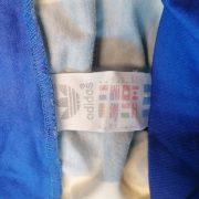 Vintage adidas 1992 1993 German Amateur shirt blue white #13 size L (2)