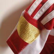 Bayern Munchen 2010 2011 home shirt adidas Muller 25 size Boys L 164 14Y (3)
