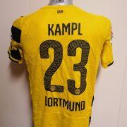 Borussia Dortmund 2014-15 home shirt Puma trikot Kampl 23 176cm 15-16Y (2)