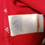 Vintage Ajax 2001 2002 home shirt adidas football top size S (2)