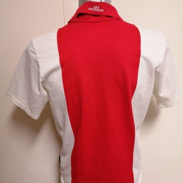 Vintage Ajax 2001 2002 home shirt adidas football top size S (4)