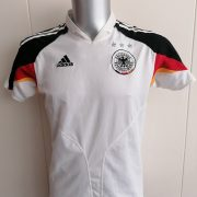 Vintage Germany EURO 2004 2005 Home Shirt Adidas football top size S (1)