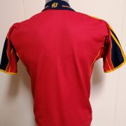 Vintage Spain 2000 2001 2002 home shirt adidas football jersey size S Euro 2000 (3)