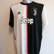 Juventus 2019 2020 home shirt adidas football top Ronaldo 7 size XXL (1)