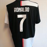 Juventus 2019 2020 home shirt adidas football top Ronaldo 7 size XXL (2)