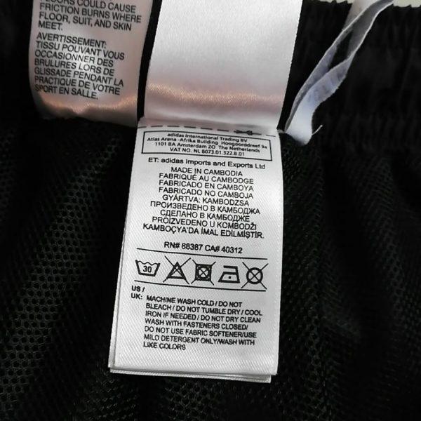 Real Madrid 2016 2017 full tracksuit bottoms M jacket L R9 adidas football (12)