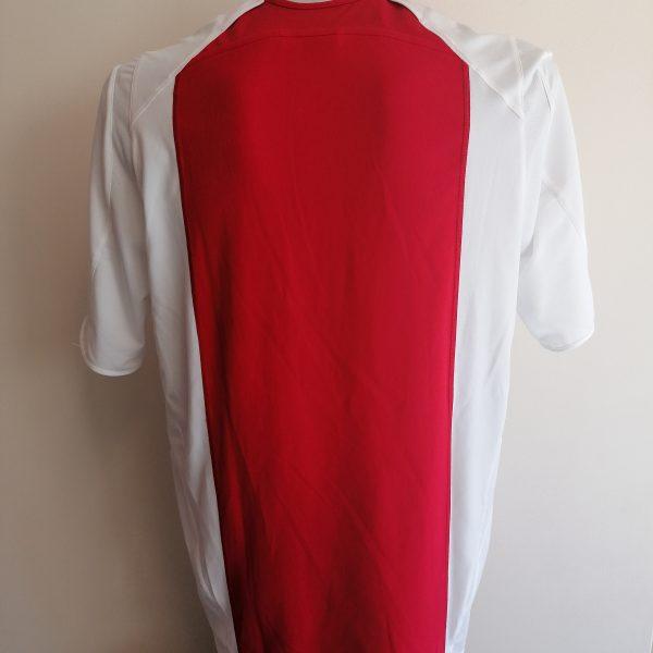 Vintage Ajax 2005 2006 home shirt adidas football top size L (3)
