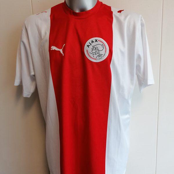 Vintage Ajax Capetown (now Spurs) 2008 2009 home shirt Puma jersey size XL (1)