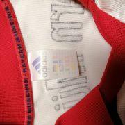 Vintage Bayern Munchen 1998 1999 2000 AWAY shirt adidas size XXL trikot (2)