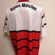 Vintage Bayern Munchen 1998 1999 2000 AWAY shirt adidas size XXL trikot (3)