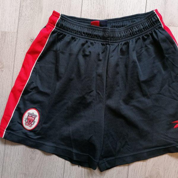 Vintage Liverpool 1998 1999 2000 third shorts shirt Reebok football L 4244 (1)
