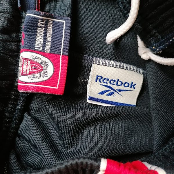 Vintage Liverpool 1998 1999 2000 third shorts shirt Reebok football L 4244 (3)