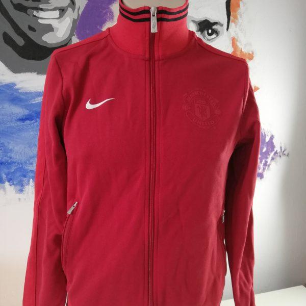Vintage Nike Men's Manchester United Squad Sideline Jacket size (1)
