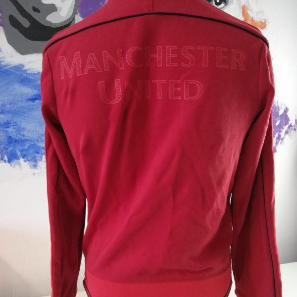 Vintage Nike Men's Manchester United Squad Sideline Jacket size (3)