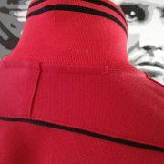 Vintage Nike Men's Manchester United Squad Sideline Jacket size (5)