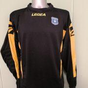 Vintage Paganese goal keeper shirt Legea jersey #1 size XL (1)