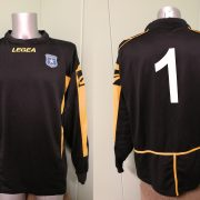 Vintage Paganese goal keeper shirt Legea jersey #1 size XL