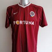 Vintage Sparta Praha Prague 2007 2008 home shirt Nike Tomas 8 size L (2)
