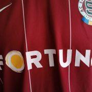Vintage Sparta Praha Prague 2007 2008 home shirt Nike Tomas 8 size L (3)