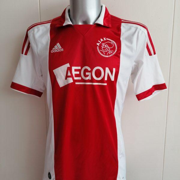 Ajax 2011 2012 thuis shirt maat M adidas (1)