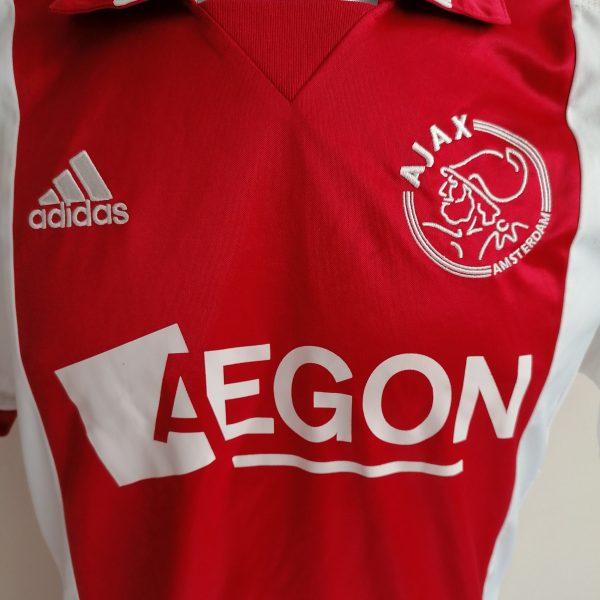 Ajax 2011 2012 thuis shirt maat M adidas (5)