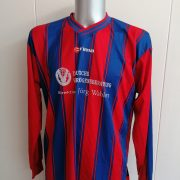 Erima 1990ies Germany Amateur team TSV Oferdingen shirt #10 size XXL (1)